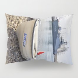 When I Grow Up I Want To Be A Warship Pillow Sham