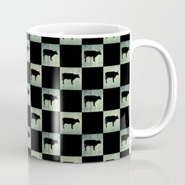 COW CHECK Coffee Mug