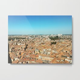 Landscape Photography by Adriana Radu Metal Print