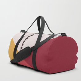 bandana || fruit & berry chia pudding Duffle Bag