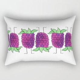 boysenberry Rectangular Pillow