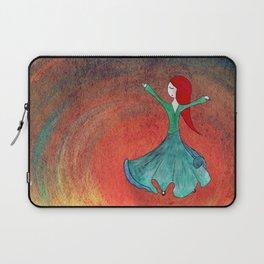 Dervish sufi dance Laptop Sleeve