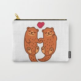 otterly adorable Carry-All Pouch