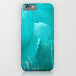 Turquoise Stone #1 #gem #decor #art #society6 iPhone Case