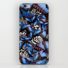 Spread your wings and fly iPhone Skin