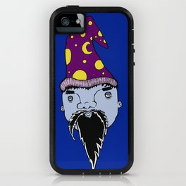 WhizardBlu iPhone Case