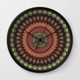 Mandala 530 Wall Clock