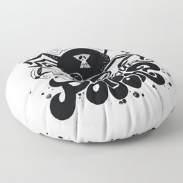 What's Your Poison? Floor Pillow