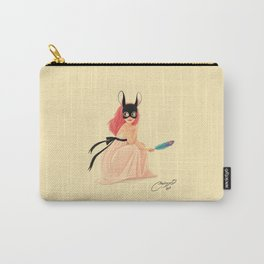 bunny mask Carry-All Pouch