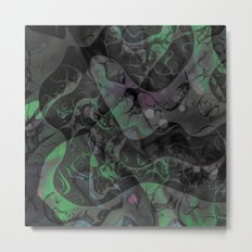 Abstract DM 04 Metal Print