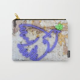 Peace Pigeon - The Copy is a Hommage Carry-All Pouch