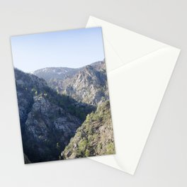 Soaring Mountains Stationery Cards
