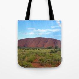 Uluru - Australia Tote Bag