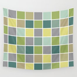 Earthworks 3 Wall Tapestry