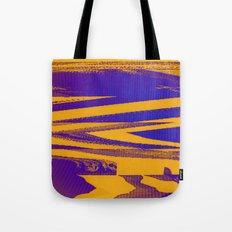Digital Died/Mustard Jam Tote Bag