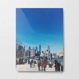 Brooklyn Views Metal Print