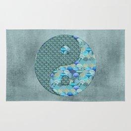 Yin Yang Ocean Spirit Rug