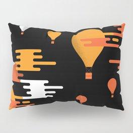 Travel - Hot Air Pillow Sham