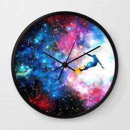Bobby Betelgeuse Wall Clock