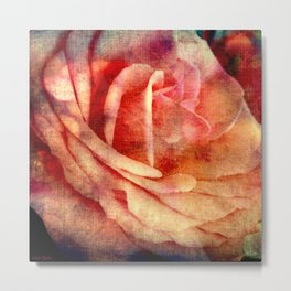 Urban Floral 5 Metal Print