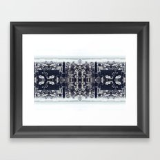 YNNY Framed Art Print
