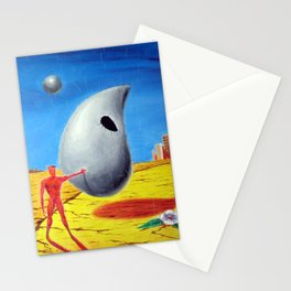 OTHER WORLD Stationery Cards