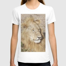 Friendly lion T-shirt