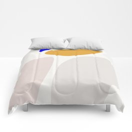 Abstract Shape Series - Arch Comforters