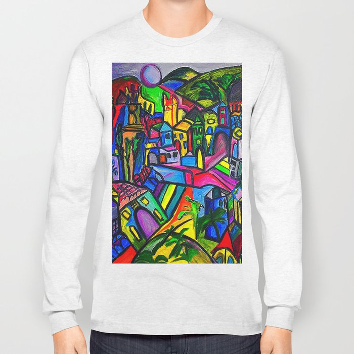 DREAMSCAPES #society6 #decor #buyart Long Sleeve T-shirt