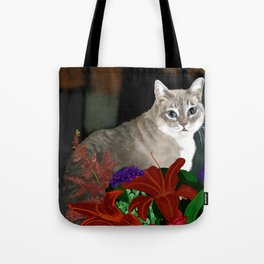 Beloved Kitty Tote Bag