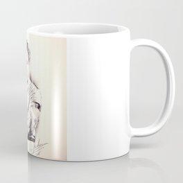 Young Marlon Brando Coffee Mug