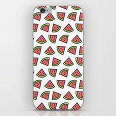 Chunks of Watermelon iPhone & iPod Skin