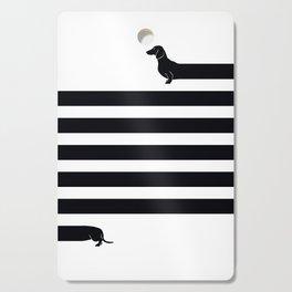(Very) Long Dog Cutting Board