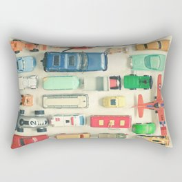 Free Parking Rectangular Pillow