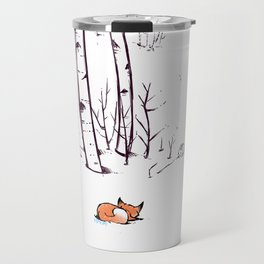 grow cold now Travel Mug