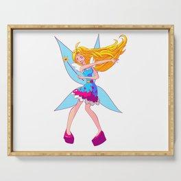 Heart Fairy! Serving Tray