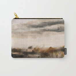 Steppe landscape Carry-All Pouch