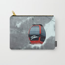 Gondola in Stowe Carry-All Pouch