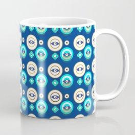 Mati Evil eye protection pattern Coffee Mug
