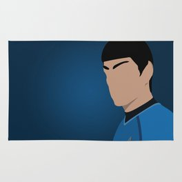 Spock - Star Trek Rug