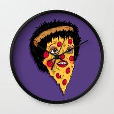 Pizza Minnelli Wall Clock