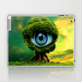 Tree Eye Laptop & iPad Skin