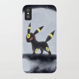 Umbreon iPhone Case