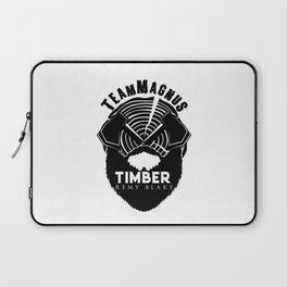 TIMBER By Remy Blake Laptop Sleeve