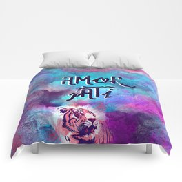 Amor fati Comforters