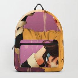 BTS SUGA SUMMER FANART Backpack