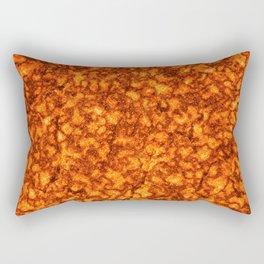 Lava texture Rectangular Pillow