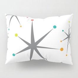 Atomic stars Pillow Sham