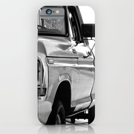 I Side With The Truck iPhone Case