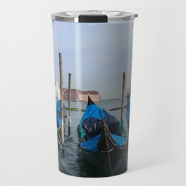 Gondola in  Venice Italy Travel Mug
